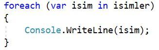 A'dan Z'ye Temel C# Programlama Eğitimi